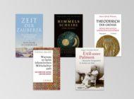 Shortlist steht fest: WISSEN! Sachbuchpreis der wbg für Geisteswissenschaften