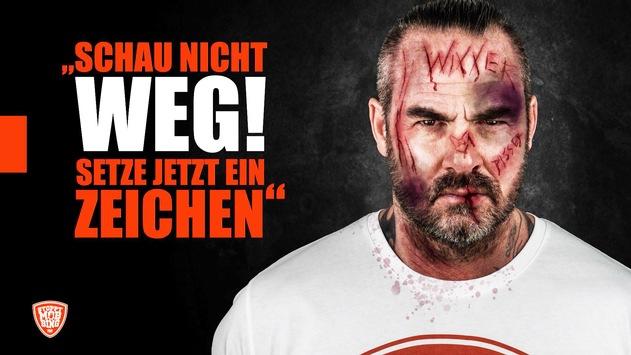 """""""Stoppt Mobbing!"""": RTL II unterstützt bundesweite Anti-Mobbing-Kampagne von Carsten Stahl / Social Spot ab sofort on air"""