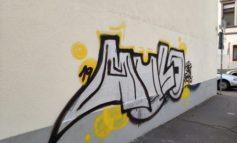 POL-PDTR: Sachbeschädigung durch Graffiti