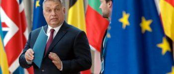 EVP suspendiert Orbans Fidesz
