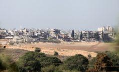 Israel fliegt Luftangriffe auf den Gazastreifen
