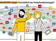Die ideale Mobilitäts-App gibt es derzeit noch nicht