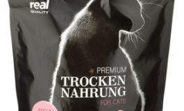 real gewinnt European Private Label Award 2019 für  gelungenes Verpackungsdesign / real überzeugte mit Premium-Katzennahrung die Jury des European Supermarket Magazine