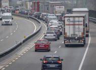Rad knallt durch Scheibe – ein Toter im Gotthard-Tunnel