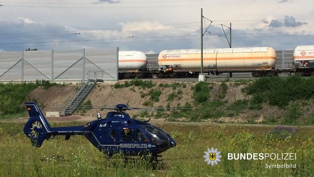 Bundespolizeidirektion München: Güterzugmigration: Sieben Afrikaner am Rangierbahnhof Laim aufgegriffen
