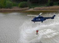 BPOLP Potsdam: Bundespolizei unterstützt bei der Bekämpfung von Waldbränden