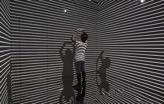 """Ausstellung """"Negativer Raum. Skulptur und Installation im 20./21. Jahrhundert"""" ab 06.04.2019 im ZKM   Karlsruhe"""
