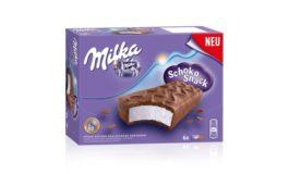 Milka Schoko Snack ist Produkt des Jahres
