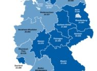 Gasverbrauch in Deutschland: Sachsen vorne, Berliner hinten