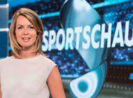 """Das Erste / """"Sportschau Thema"""" - neues hintergründiges Sport-Format mit Jessy Wellmer im Ersten / Premiere am Samstag, 1. Juni 2019, 18:25 Uhr"""