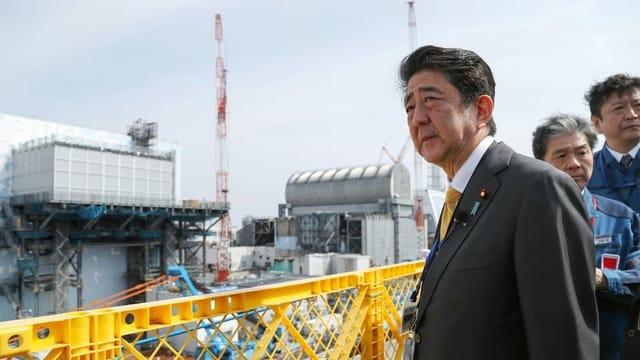 Meilenstein oder Werbeaktion der japanischen Regierung?