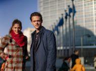 """ZDF-""""aspekte - on tour"""" prüft Vorurteile über die EU / Katty Salié und Jo Schück reisen durch Europa"""