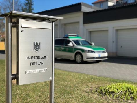 HZA-P: Jahresbilanz 2018 des Hauptzollamtes Potsdam / Mehr als 266 Millionen Euro eingenommen, Über 3,2 Millionen Schmuggelzigaretten, 20,8 Millionen Euro Schaden durch Schwarzarbeit aufgedeckt