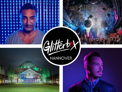 """Glitterbox """"Work Your Body Tour"""" am 11. Mai 2019 in Hannover"""