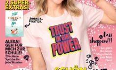 GiRLS support GiRLS: Modemarke C&A unterstützt mit T-Shirt-Aktion Initiative von Bravo Girl! gegen Mobbing