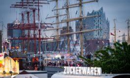 Landgang mit Stars beim 830. Hafengeburtstag Hamburg / Abwechslungsreiches Programm zwischen Savoir-vivre und Sport