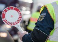 Bundespolizeidirektion München: Schleuseraktivitäten auch über die Feiertage - Bundespolizei unterbindet offenbar mehrere Schleusungen und zahlreiche illegale Einreiseversuche