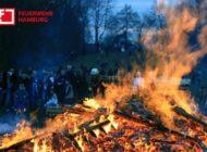 FW-HH: Sicherheitshinweise der Feuerwehr Hamburg für ein ungetrübtes Osterfeuervergnügen