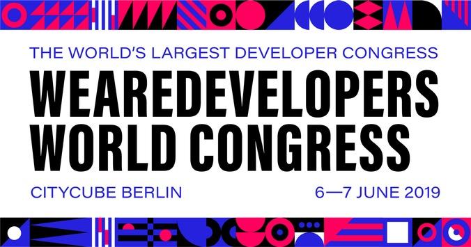 WeAreDevelopers in Berlin: Die Tech-Branche trifft sich auf der weltweit größten Entwicklerkonferenz