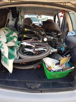BPOLD-B: Deutsch-polnische Streife stellt gestohlene Fahrräder sicher