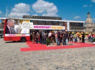 """""""Die Buskampagne kommt genau zum richtigen Zeitpunkt!"""" / Der Unmut über die """"Kirchenrepublik Deutschland"""" wächst"""