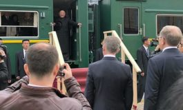 Kim Jong-un ist in Russland eingetroffen