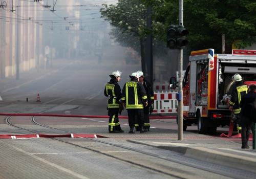 Feuerwehrverband will mehr Löschhubschrauber