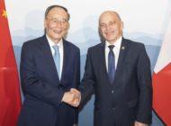 Wieso ist die Schweiz für China so wichtig, Herr Maurer?