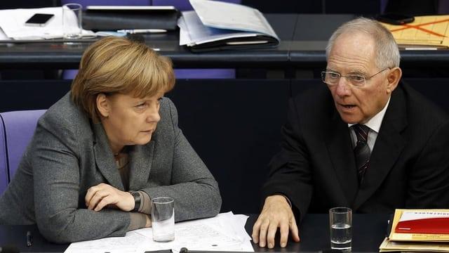 «Merkel bleibt Kanzlerin»