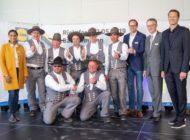 """Lidl gemeinsam gestalten: """"Lidl-Campus Bad Wimpfen"""" feiert Richtfest"""