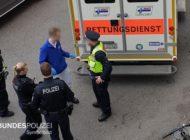 Bundespolizeidirektion München: Zahlreiche Hilfeleistungen durch Bundespolizei und Rettungsdienste im Bahnbereich