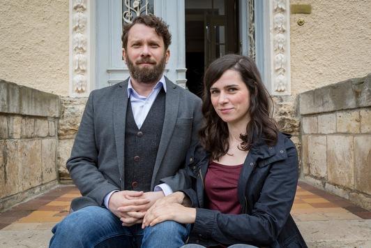 Drehstart für Nora Tschirner und Christian Ulmen – der zehnte MDR-Tatort aus Weimar