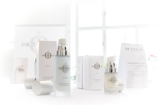 """The New Beauty Sleep"": Dr. Tonar Cosmetics launcht revolutionäre Pflegelinie"