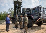 Luftwaffe als Teil der Speerspitze der NATO