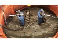 Egger PowAir Cleaning GmbH zum wiederholten Mal von EDF-France zur Reinigung von Kraftwerken gebucht