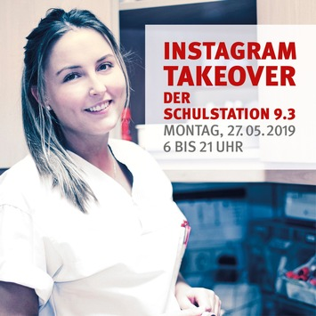 Klinikum Bielefeld: #SchulstationKB19 #Pflege #Instatakeover
