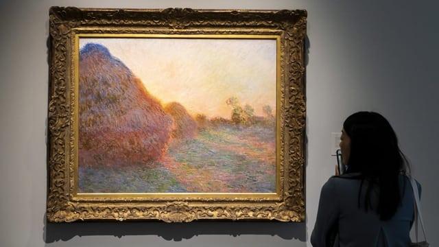110 Millionen Dollar für einen Monet