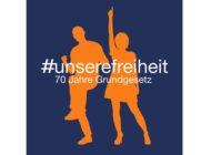 70 Jahre Grundgesetz - #unserefreiheit: Social-Media-Aktion und ZDFmediathek-Schwerpunkt von Mai bis November