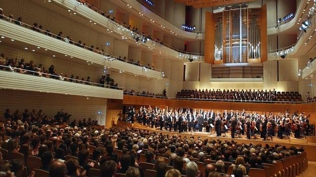 Lucerne Festival verzichtet auf Oster- und Pianofestival