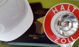 HZA-MD: Zöllner decken Ausweisfälschungen auf