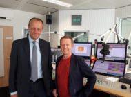 """CDU-Politiker Friedrich Merz im Podcast """"FRAGEN WIR DOCH!"""": """"Für mich ist die Europa-Politik keine Perspektive mehr. Ich würde in der nationalen Politik meinen Platz sehen!"""""""