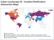 """""""Cyber-Landscapes"""": Heat Map von Deloitte informiert Investoren über Vorschriften zum Thema Cyber-Sicherheit im Ausland"""