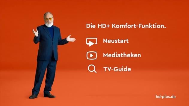"""""""Echt fett!"""" – Entertainer Friedrich Liechtenstein zeigt Bauch und präsentiert das beste HD+ aller Zeiten"""