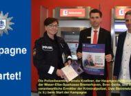 POL-Bremerhaven: Polizei startet Kampagne mit Banken und Verkehrsbetrieb