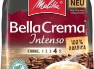 Melitta® erweitert BellaCrema® Range um neue Sorte / BellaCrema® Intenso von Melitta mit starkem Aroma