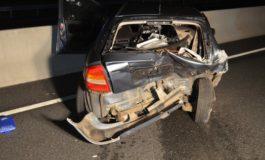 POL-HI: Verkehrsunfall auf der A7 mit drei verletzten Personen