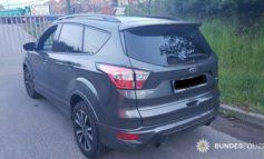 BPOLD-B: Deutsch-polnische Streife stellt gestohlenen Ford Kuga sicher