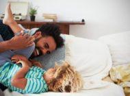 Kinderzimmer statt Yogastudio: Spielen als Anti-Stress-Mittel für Eltern