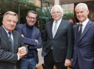 Chefs wollen die volle Kraft auf die Straße bringen / 5. Unternehmer-Dinner von Porsche Consulting in Berlin