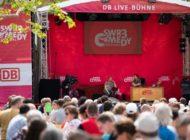 """""""SWR3 Comedy Festival"""" bringt rund 20.000 Besucher nach Bad Dürkheim"""